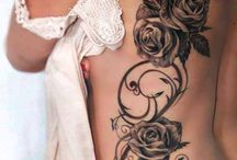 Hienoja tatuointeja