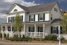 Parkwood Exteriors:  Saratoga and Smithfield