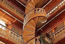 libraries / by Linda Meurisse