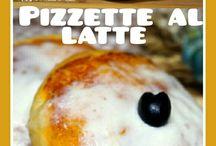 Pizza, pane, torte salate, impasti vari. #Mille1ricette