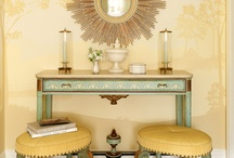 Vignettes & Moments / Not full room shots, just small stylings. / by Lori Cropp
