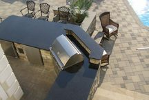 Outdoor kitchens / Outdoor kitchens we have designed and/or installed in Central PA.