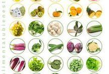 Calendario de verduras por temporada