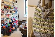 Knit and Stitches / by Lynda Kanase