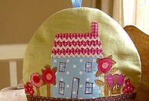 patchwork quilt applique