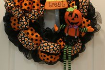 deco mesh halloween