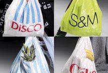 bags / branding material