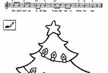 Thema Kerst - in de klas