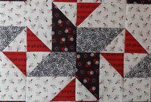 Star Blocks / Quilt design
