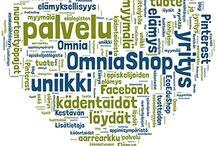 OmniaShop / OmniaShop Kestävän kehityksen myymälä. Ruusukorujen Tuoteita myymälässä