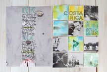 Journaling / Ways to record those special memories. Journaling & Scrapbooking Ideas, Bullet Journaling, Resources, Tips & Inspiration