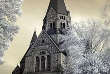 Awesome Church Architecture / by Joel K