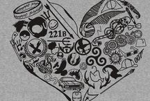 Fandoms What I Love <3