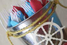 Dad's 60th / Nautical theme / by Kelly Carmola