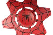 Spiderman Fidget Spinners