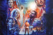 Movie Poster Art.