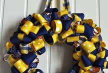 Wreaths all kinds / by Judy Matulka-Chmelka