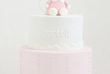 1st birthday cake ideas - 1. narozeninovy dort