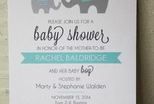 Baby showers invitations