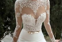 Wedding Dresses We Love / We just can't resist a beautiful dress when we see one!