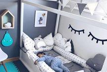 inspiratie kinderslaapkamers