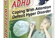 ADHD / Attention Deficit Hyperactive Disorder #ADHD / by My Lap Shop Publishers
