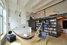 Open Plan Apartments/Loft Apartments