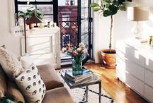 Sophisticated Small / Beautiful small spaces