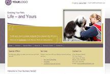 Pet animals website