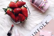 Cosmetics // Makeup // Products