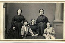 1860-1865 - Mourning