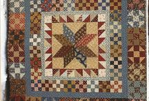 Medallion quilts / by Lindsay