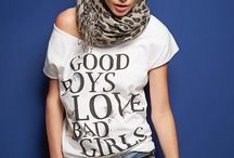 Bad Girls / by Aurelia A