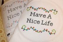 Guerilla embroidery