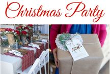 Healing Rooms Christmas Party