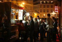 Food Trucks in Paris