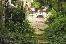 Olasz kertek / Kertépítés / tervezés ötletek Olaszországból. :)