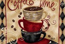 kahve tepsileri