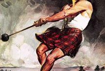 Scot Art Ideas <3