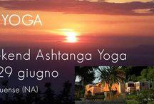 we yoga / ritiri , workshop ,