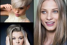 Hair ideas / by Katie Burke