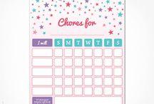 Storage & Organization / by Cherry Blossom Charm