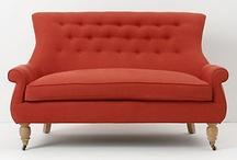 Sofas / by Ginger Castleberry Styrsky