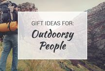 Gift Ideas for Outdoorsy People