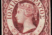 Lonian - Ionikon Islands Stamps
