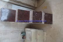 MARBLE TILES RED ZEBRA MARBLE NATURAL STONE FOR FLOOR WALLS BATHROOM KITCHEN HOME DECOR