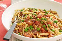 Food: Pasta