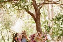 High Tea for Fairies / Inspiration for my daughter's fairy tea party. / by Jessica Nicholson
