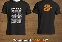 Too Blessed to be Stressed / For people who are TOO BLESSED TO BE STRESSED! Click Here to Purchase => http://discipletee.com/store