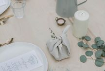 A table | Table settings I ♡